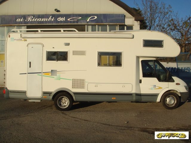 CHAUSSON WELCOME 26