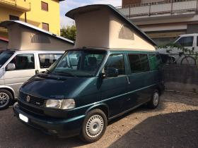 VOLKSWAGEN T4 CALIFORNIA GENERATION