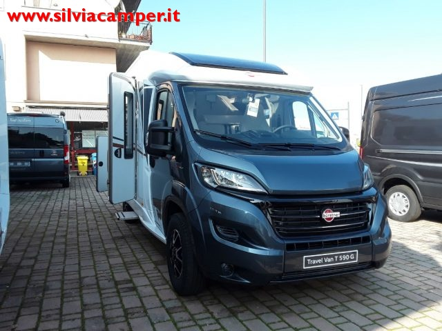 BURSTNER Travel Van T590G new 2021 compatto - Nuovo | Forlimpopoli
