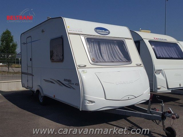 CARAVELAIR ANTARES 400 AMBIANCE - ANNO 2004