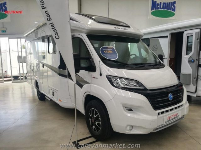 "KNAUS KNAUS SUN TI 650 MF ""PLATINUM SELECTION""- 2020"