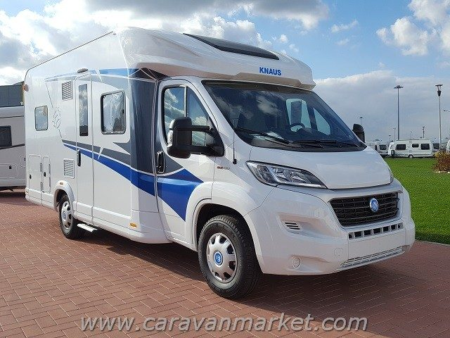KNAUS LIVE WAVE 650 MF - OCCASIONE 2019