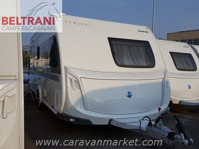 KNAUS SUDWIND 500 FSK SILVER SELECTION  - ANNO 2019