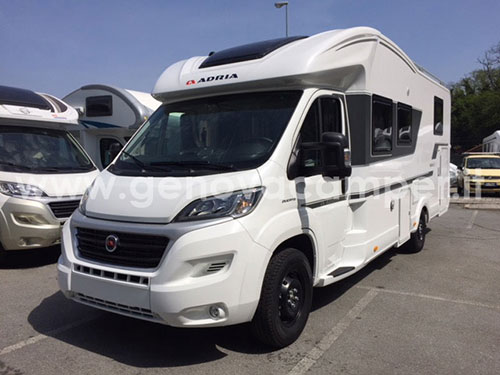 ADRIA Matrix Plus 670 DC