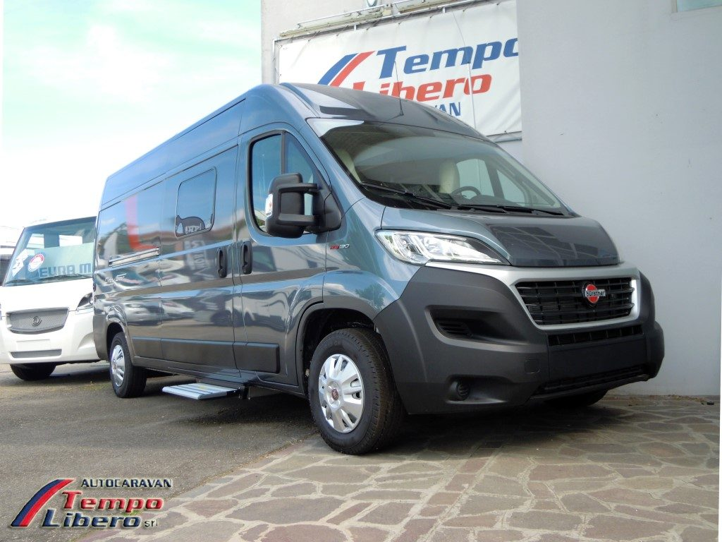 BURSTNER CITY CAR 601 - Nuovo | Carpi