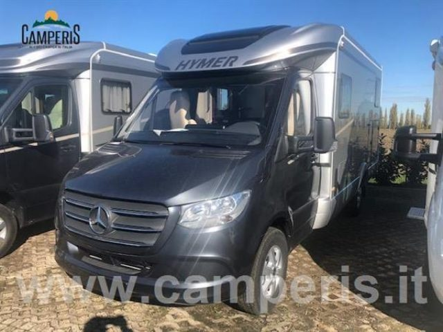 HYMER-ERIBA HYMER  BMC-T 580 ONE EDITION