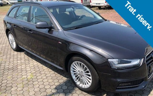 OTHERS-ANDERE AUDI A4 AVANT 2000 TDI BUSINESS 110KW/150CV S LINE