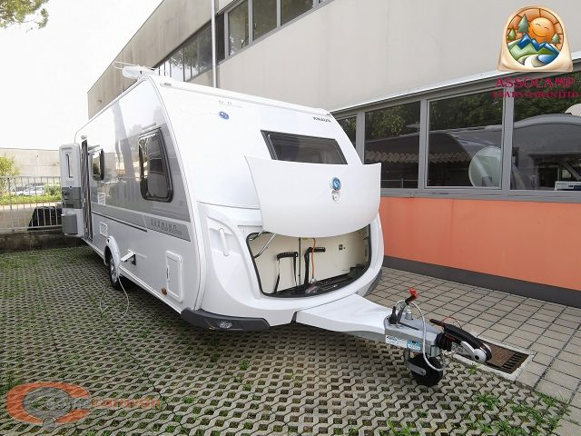 KNAUS SUDWIND SILVER SELECTION 550 FSK