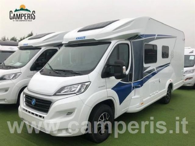 KNAUS KNAUS LIVE WAVE 650 MF Italian Selection