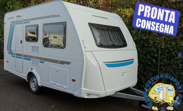 WEINSBERG CARATWO 400 LK CARAVAN ED .SPECIALE NUOVA X 4 - Nuovo | Curno