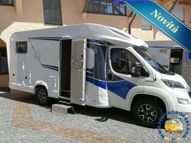 KNAUS L!VE WAVE 650 MG ITALIAN SELECTION CAMPER  SEMINT - Nuovo | Curno