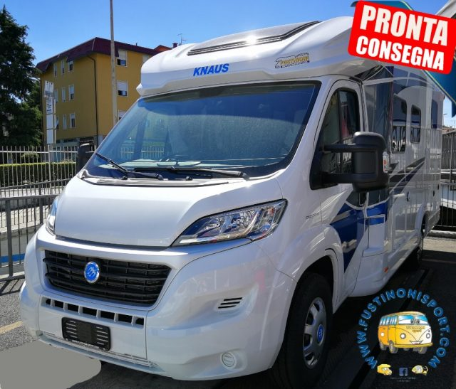KNAUS L!VE WAVE 650 MX KNAUS Semint con LETTO A PENISOLA - Nuovo | Curno