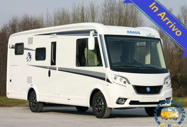 KNAUS VAN I 600 MG MOTORHOME PLATINUM SELECTION 2019
