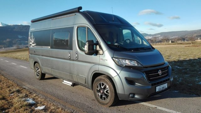 WESTFALIA COLUMBUS 600D FULL OPTIONALS - Usato | Fondo