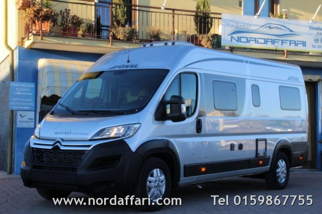 POSSL Roadcruiser Citroen 160cv 3,5t HEAVY ( Elegance +
